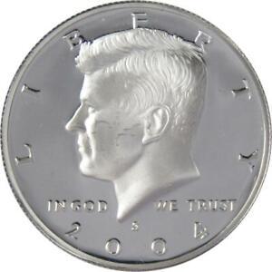 2006 S 50c Kennedy Half Dollar US Coin Choice Proof