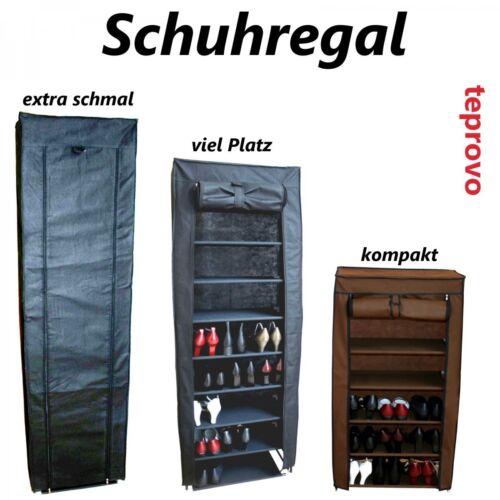 Schuhregal Schuhschrank Schuhablage Schuhständer 18 bis 24 Paar