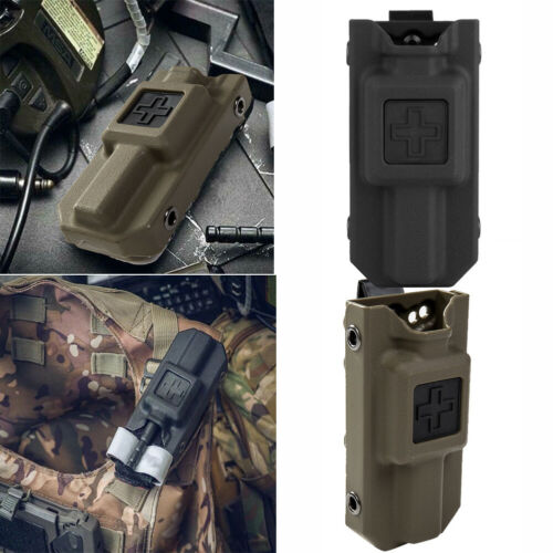 Hot Molle Tourniquet Carrier Pouch Storage Bag Holder Case For Outdoor Medical