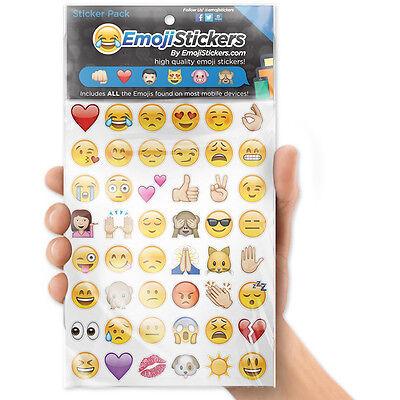 Emoji Sticker Pack 912 Die Cut Stickers for Phone Instagram & Twitter Viny  HOT