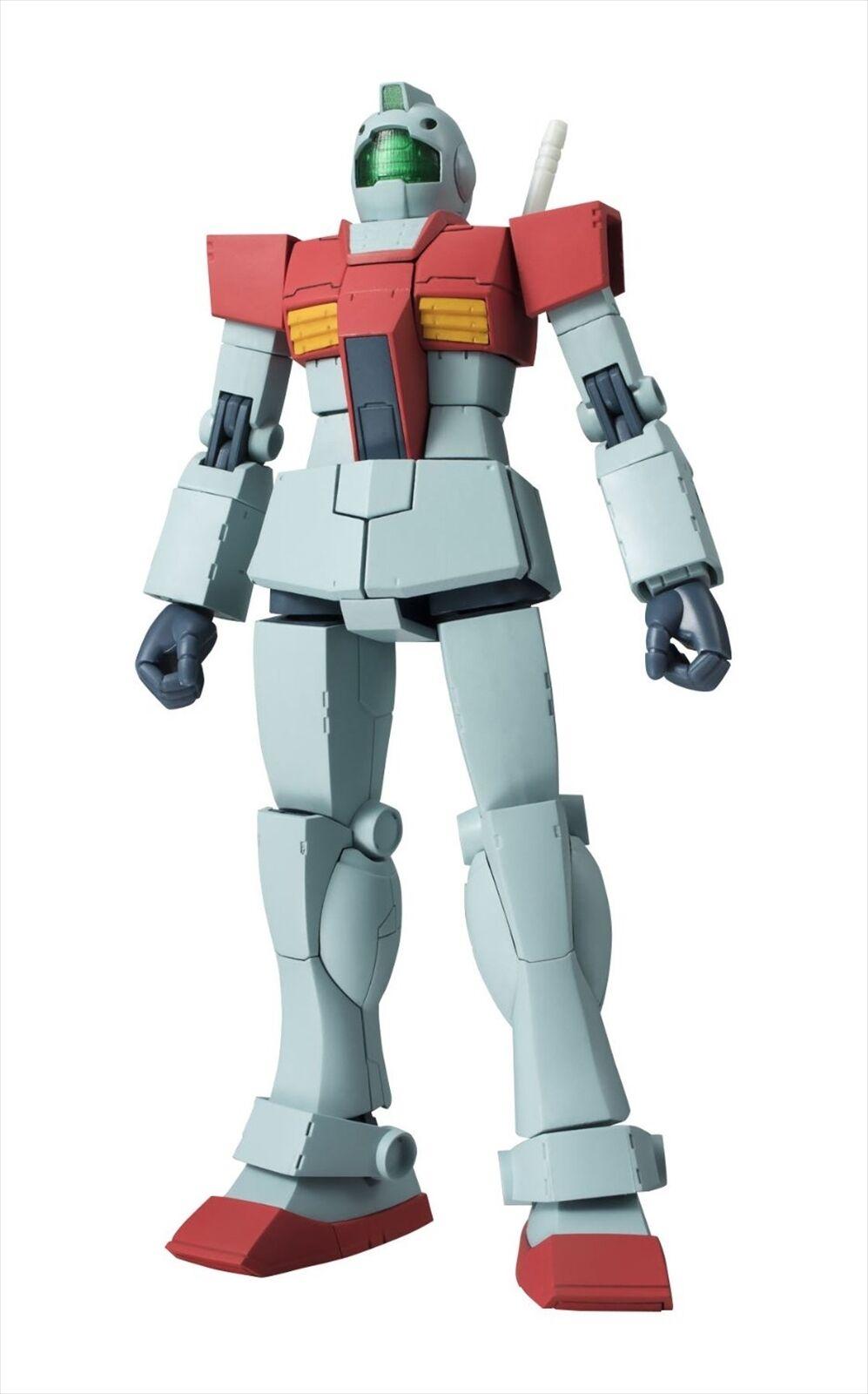 Bandai Robot Spirits SIDE MS RGM-79 GM ver. A.N.I.M.E Mobile Suit Gundam Figure