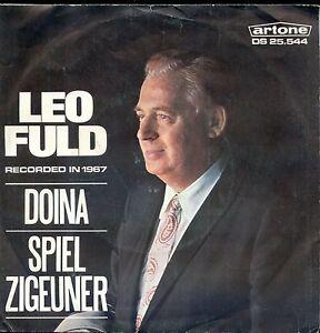 7inch-LEO-FULD-doina-HOLLAND-1976-EX-PS