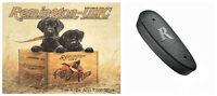 Remington Super Cell Recoil Pad For 870 1100 1187 With Wood Stock, Black/re19471