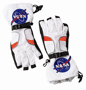Child Jr Astronaut Gloves