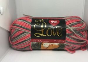Caron-Simply-Soft-Red-Heart-Knitting-Yarn-NEW-Choose-your-color