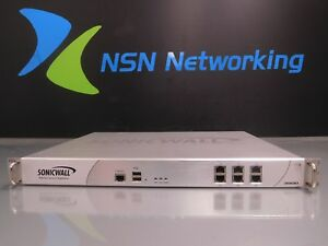 SonicWall-NSA-3500-VPN-1RK13-052-Firewall-Network-Security-Appliance-Rack-Ears
