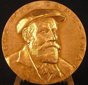 Medaille-a-l-039-homme-politique-Zephirin-Remy-Camelinat-pati-communiste-71-mm-medal