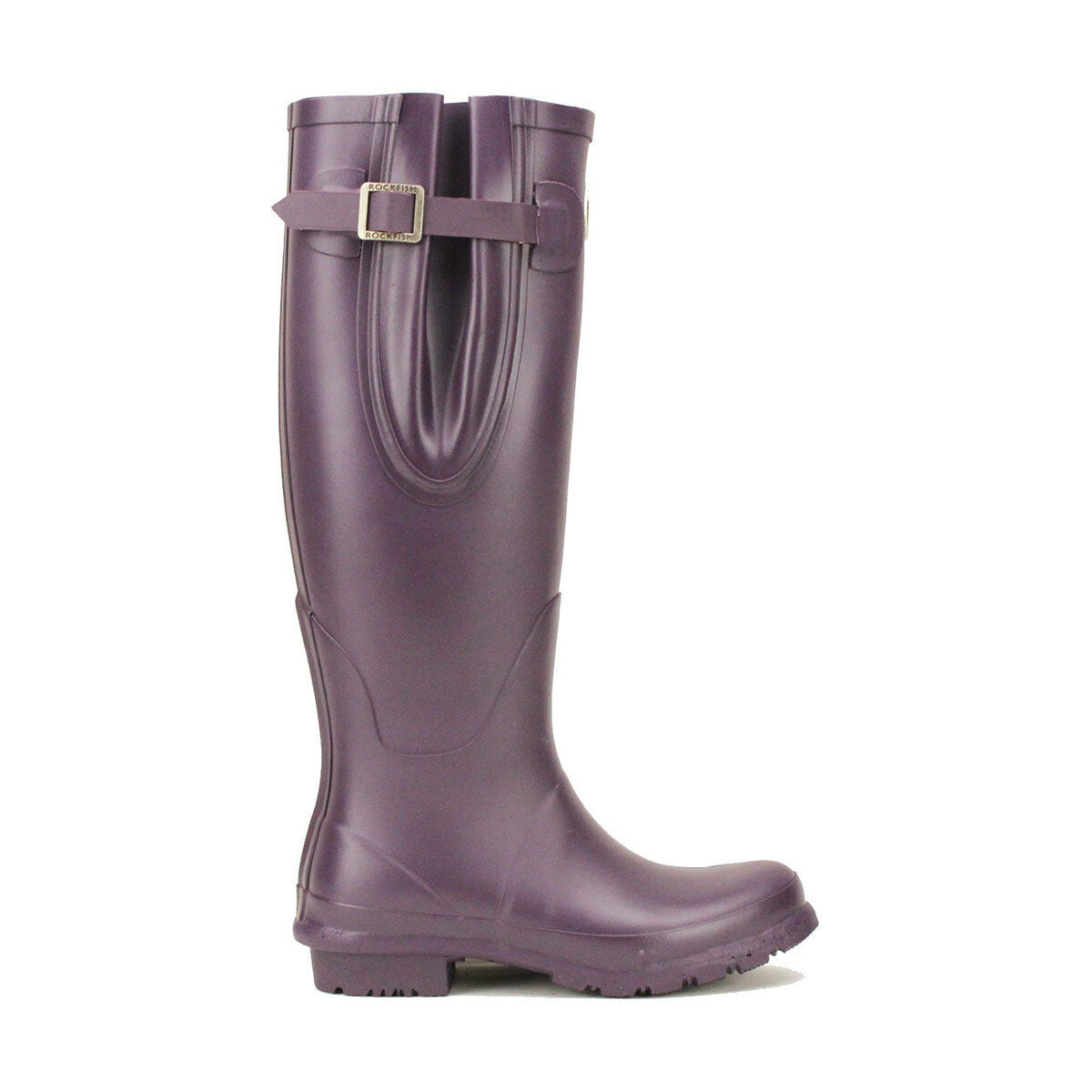Rockfish para mujer Tall botas Wellington Mate Ajustable Varios Varios Ajustable Colors Uk3-UK8 bdbca9
