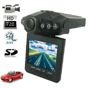 HD Color IR DVR NightVision Car Dash Camera 2.5inch TFT LCD Screen ...
