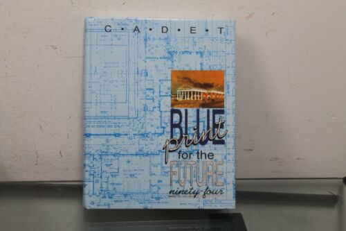 1893 BLue Yearbook The Cadet UMSWright Preparatory School K12 Mobile, Alabama