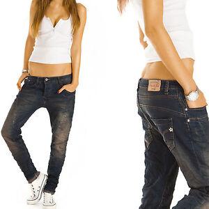 Lockere jeans hose