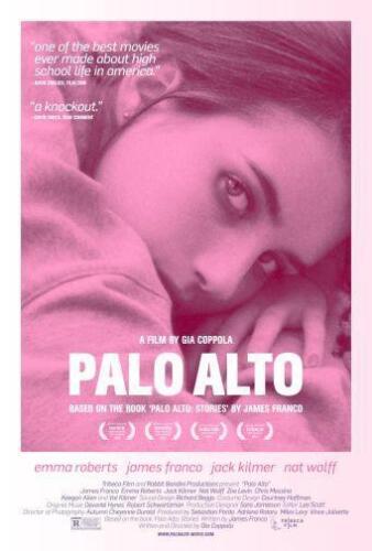 Palo Alto Movie Poster mini poster 11inx17in