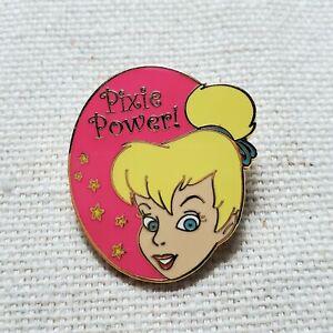 Disney Pin WDW 2002 Cast Lanyard Series *Pixie Power* Tinker Bell!