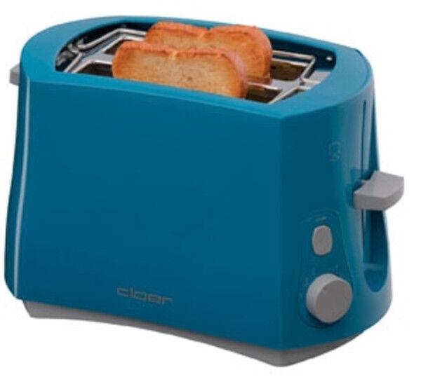 Cloer 3317-3 Tostapane Turchese Popup Your Cucina