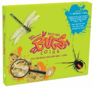 2010-YOUNG-COLLECTORS-BACKYARD-BUGS-9-x-1-Coin-Collection