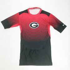 5cc2e00fb item 4 New Nike Men s L Georgia Bulldogs Rivalry 1 2 Sleeve Football  Compression Shirt -New Nike Men s L Georgia Bulldogs Rivalry 1 2 Sleeve  Football ...