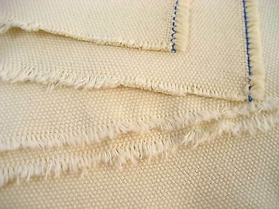 off white 100% cotton canvas fabric curtain Linen Furnishing upholstery fabric