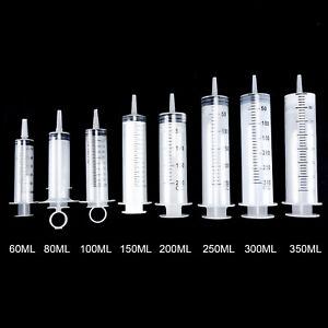 60-350ML-Big-Plastic-Hydroponics-Nutrient-Disposable-Measuring-Syringe-Tools