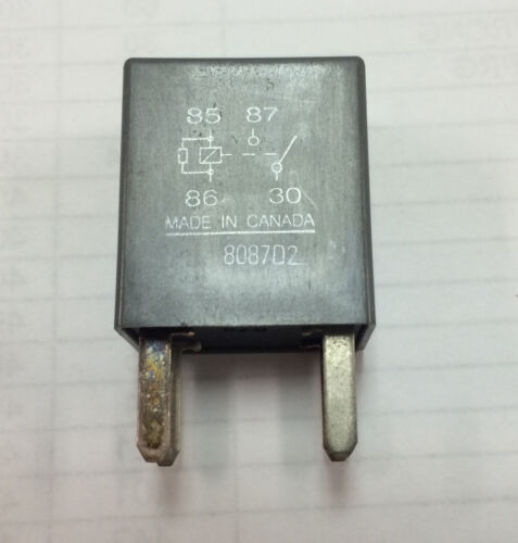 OMRON ELECTRONICS G8V-1A7T-R-DC12 MICRO 280 BOAT RELAY 90601