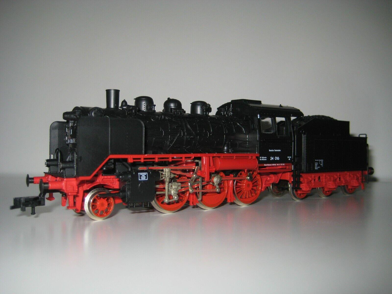 Fleischuomon H0 4142  Locomotora a vapor BR 24 016 DB