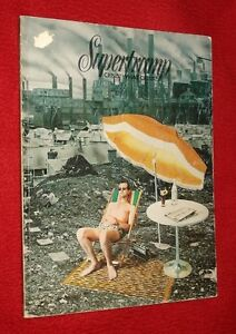 SUPERTRAMP-CRISIS-WHAT-CRISIS-Genuine-Songbook-Almo-Publications-1976-Rare