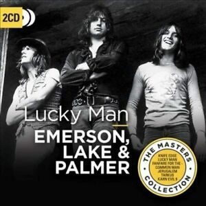 Lucky Man-  Emerson, Lake & Palmer- 2 CD - The Masters Collection - Like New