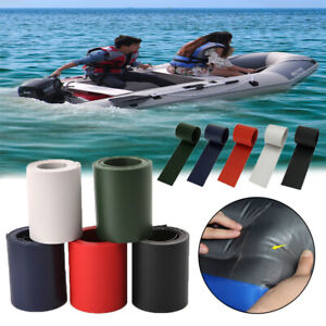 1 Roll Inflatable Boats PVC Repair Patch Special Damaged Kayak Patch Tool