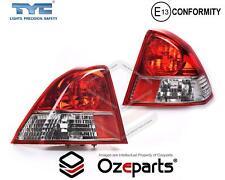 Set Pair Lhrh Tail Light Lamp For Honda Civic Es Series 2amp3 Sedan 20032005 Fits 2004 Honda Civic