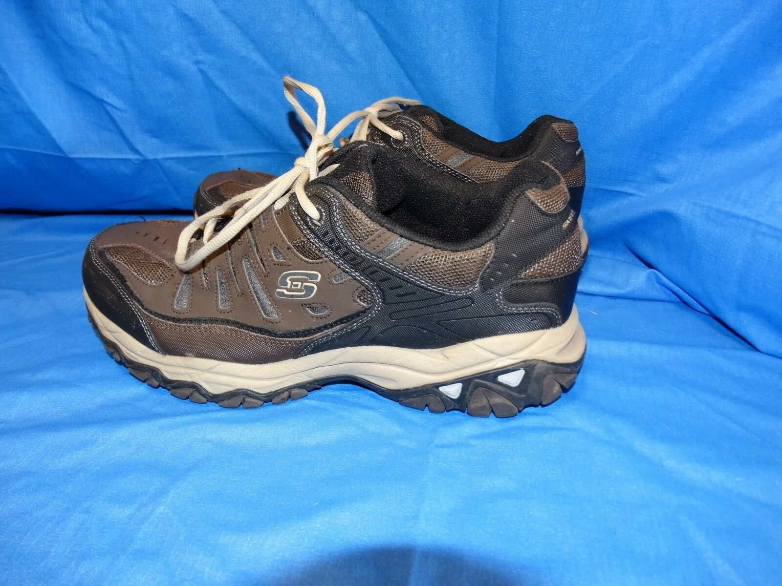 19176  Mens Skechers Athletic shoes  shoes Size 14 W  Casual Training Running