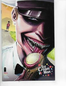 Ice Cream Man #10 Image Comics VF  Cover B 2019