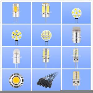 g4 fassung power smd cob led lampe licht leuchte birne 1 5 2 2 5 3 3 5 6 7 5w ebay. Black Bedroom Furniture Sets. Home Design Ideas
