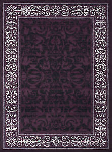 United Weavers Of America Dallas Baroness Rug 8 X 10 Plum Area Rugs