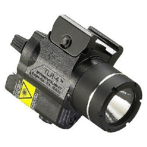 Streamlight TLR-4 Includes Rail Locating Keys & CR2 Lithium Battery 69240