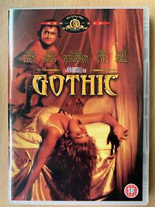 Gotico-DVD-1986-Britanico-Mary-Shelley-Frankenstein-Culto-Drama-Terror-Clasico