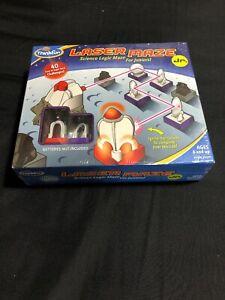 Thinkfun Laser Maze Game NEW