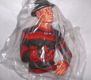 Freddy-Krueger-On-Elm-Street-Spardose-Money-Bank-Neu-OVP-RARITAT-Lizenzware