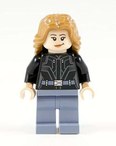 LEGO Marvel Superheroes Agent 13 FIGURINE AVEC PISTOLET-Super Heroes Captain A....