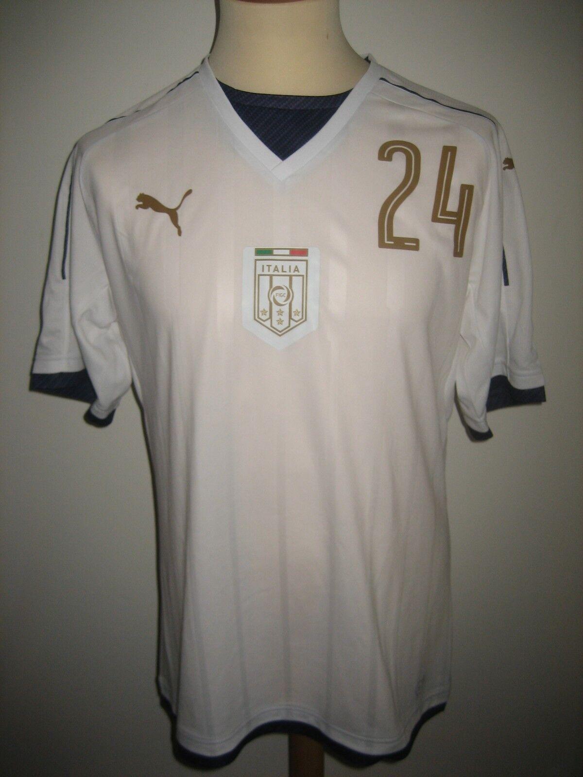 Italia MATCHWORN away football shirt soccer jersey maillot maglia Dimensione L