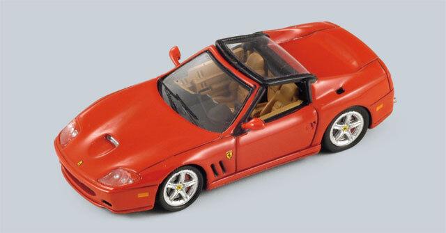 Ferrari F575 F575 F575 Super America  red  (Redline 1 87   87RL011) bace42