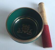 Tibetisch Singing Schale 5''/ Buddhismus/ YOGA/ Meditation/Selten/Gong