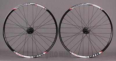 WTB FREQUENCY I23 650B Wheels Mountain Bike Wheelset Shimano XT 6 Bolt Disc Hubs