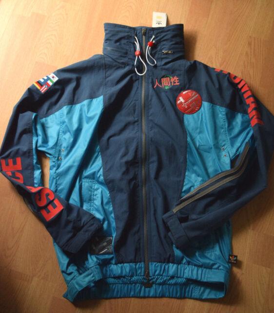 4dcb3159a Adidas X PHARRELL WILLIAMS Hu Full Zip S M L Jacket Human Race Windbreaker