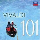 Vivaldi 101 (CD, Jul-2012, Decca)