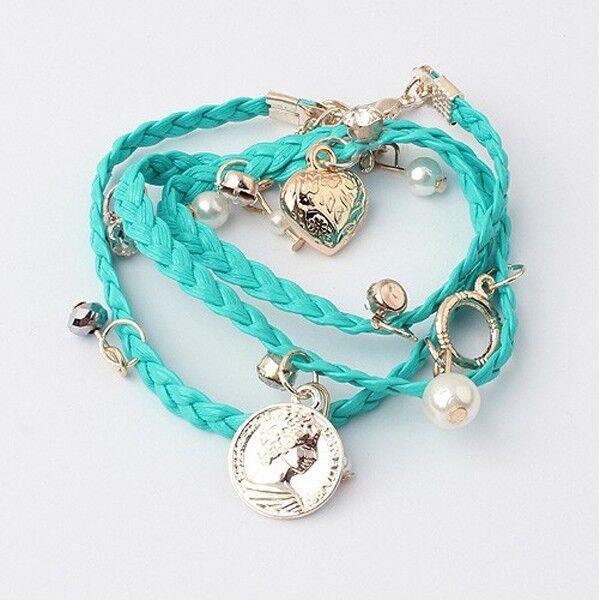 Fashion Multi Style To Choose Wholesale Multilayer Lady Party Bracelet Bangle