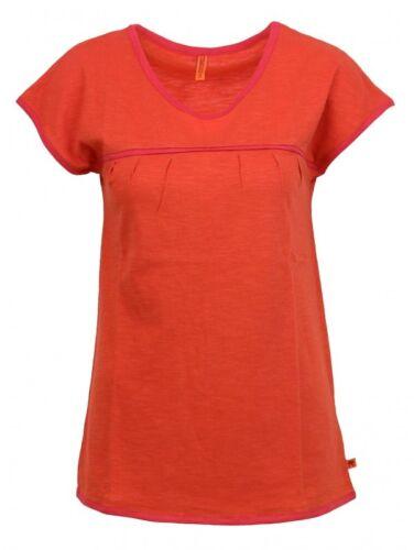 Tranquillo Damen T-Shirt Daisy Atlantica