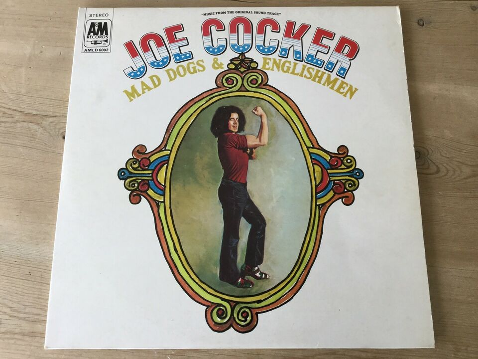 LP, Joe Cocker, Mad Dogs & Englishmen