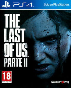 The Last Of US Part II PS4 PLAYSTATION 4 9330301 sony Computer Entertainment
