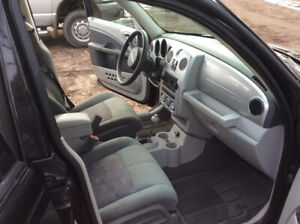 2006 Black PT Cruiser for sale