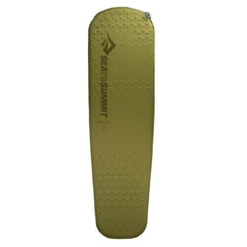 Sea to summit Camp Mat Self Inflating Regular Schlafmatte Olive 183 x 51 x 3 8cm