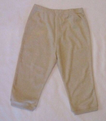 Unisex Tan With Olive Green Tint 100/% Organic Cotton clothes 12-18m
